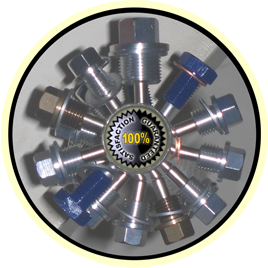 magnetic oil plug